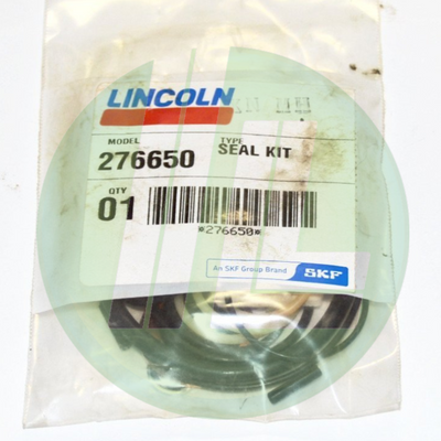 Lincoln Industrial 276650 Seal Repair Kit for PMV 25:1 Grease Pumps