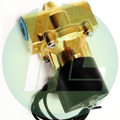 Lincoln Industrial 68586 Modular 2-Way Electric Solenoid-Operated Air Valve