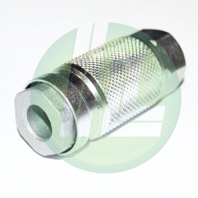 Quick Connect Air Fittings >> Lincoln Industrial 815 Quick Connect Air Coupler 1 4 I D Blister Pack
