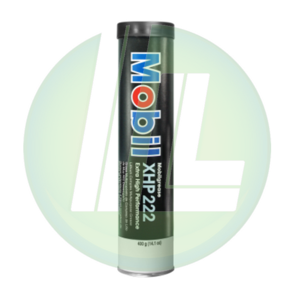 MOBIL Mobilgrease XHP 222 Extra High Performance Lubricating Grease - Pack