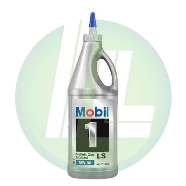 MOBIL Mobil 1 Synthetic Gear Lubricant LS 75W-90 Lube - Case