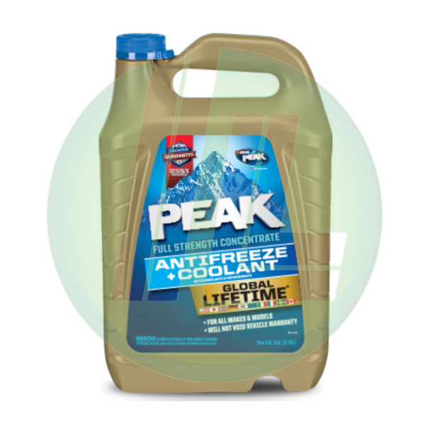PEAK Global Lifetime Full Strength Concentrate Anti-Freeze + Coolant - Case