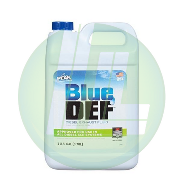 PEAK Blue DEF Diesel Exhaust Fluid - Case