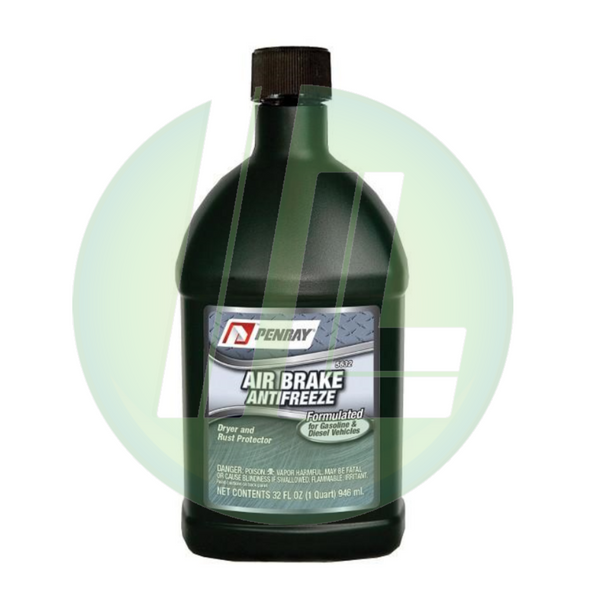 PENRAY Air Brake Antifreeze for Gasoline & Diesel Vehicles - Case