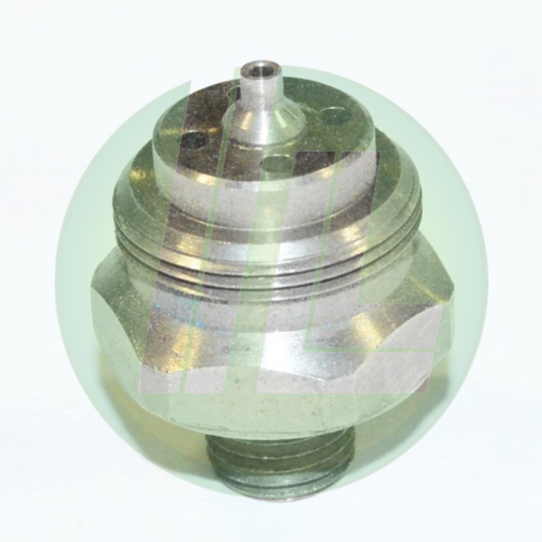 "Spray Systems Co. PF60100 1/4""J Brass Fluid Cap for Air Atomizing Spray Performance Setup SU26 , SU29, SUN23, SU23, SUE28, SUE25 & SU4"