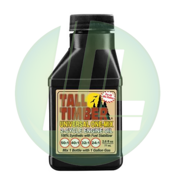 COMO LUBE TALL TIMBER 2-Cycle Universal One Mix Engine Oil - Case