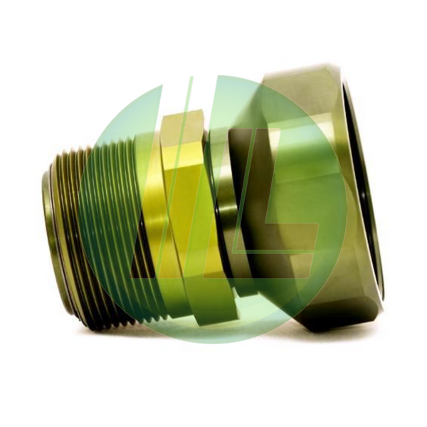 "Wiggins ZS300 Fast Fueling Systems | Swivel 2.5"" Male NPT x 3"" Female NPT"