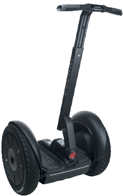 The 'Emu' Personal Transportation (PT) Electric Glider- AKA Segway i2 ST