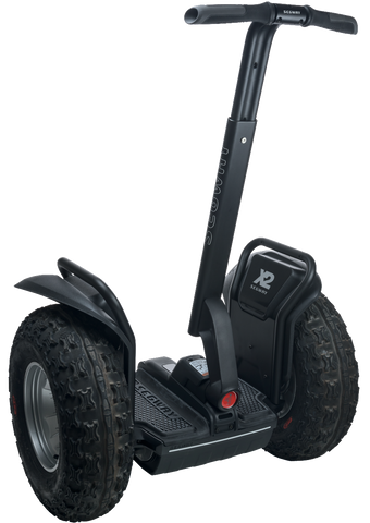 The 'Ostrich' Personal Transportation (PT) Electric Glider- AKA Segway x2 SE