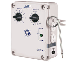 Atmosphere Controller, Temp & Humidity, 15A@120vac
