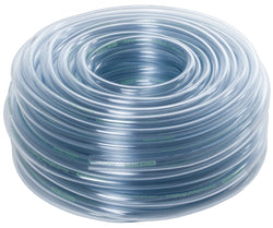 "3/8"" Clear Tubing 100'Roll"