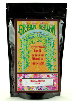 Green Reign Rose & Flower 2 lbs 4-7-3