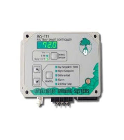RH/Temp Smart Control, Runs up to 4 pieces of equipment