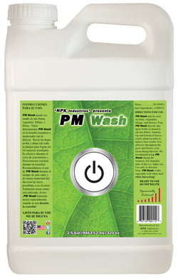 PM Wash 2.5 Gal (2/cs)