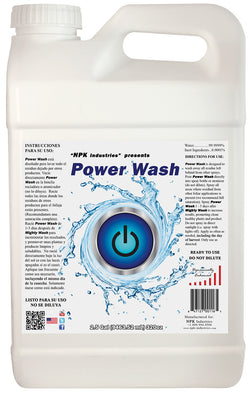Power Wash 2.5 Gal (2/cs)