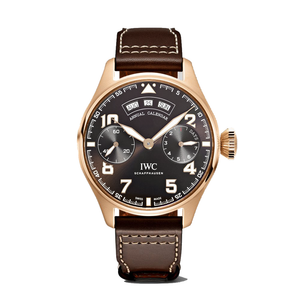 Replica IWC Classic Big Pilot's Annual Calendar - TimeLux - Replica Watches Greece