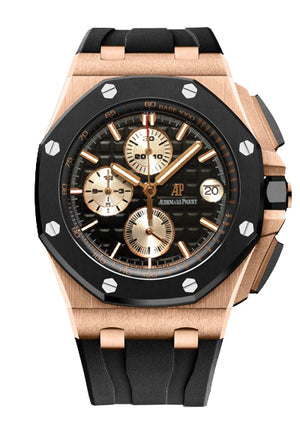 Replica Audemars Piguet Roayl OAK Offshore Selfwinding Chronograph - TimeLux - Replica Watches Greece