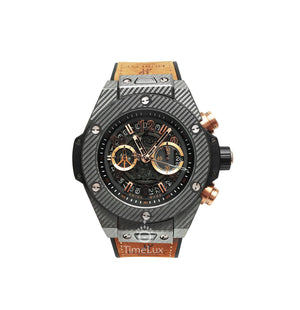 Replica Hublot Classic Unico Carbotech - TimeLux - Replica Watches Greece