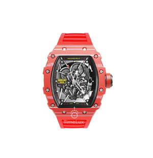 Replica Richard Mille RM35-02 Rafael Nadal Qtpt Red - TimeLux - Replica Watches Greece