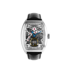 Replica Franck Muller Cintrée Curvex Skeleton - TimeLux - Replica Watches Greece