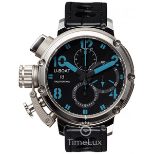 Replica U-BOAT Chimera 46mm Limited Edition Blue Dial - TimeLux - Replica Watches Greece