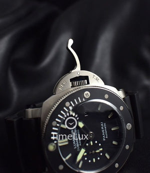 Replica Panerai Luminor Submesrible Amagnetic Steel - TimeLux - Replica Watches Greece