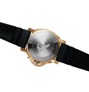 Replica Panerai Luminor Submesrible Amagnetic GMT Pole2Pole Bronzo - TimeLux - Replica Watches Greece