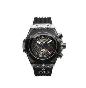 Replica Hublot Unico Saphire Black - TimeLux - Replica Watches Greece