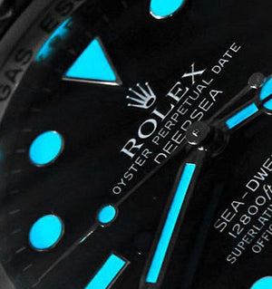 Replica Rolex Pro-Hunter Sea-Dweller Deepsea Ceramic Bezel - TimeLux - Replica Watches Greece