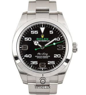 Rolex Air-King 40mm, Ρολόι χειρός/Wristwatch, Rolex, TimeLux - Replica Watches Greece
