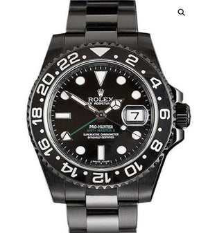Replica Rolex GMT-Master II SS Pro Hunter - TimeLux - Replica Watches Greece