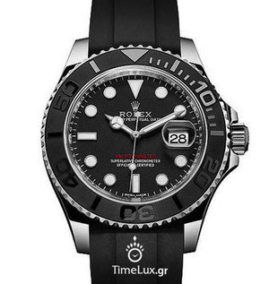 Replica Rolex Yacht-Master 40mm Silver 2019 Baseworld - TimeLux - Replica Watches Greece