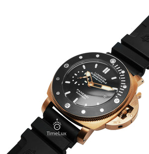 Replica Panerai Luminor Submesrible Amagnetic Bronzo - TimeLux - Replica Watches Greece