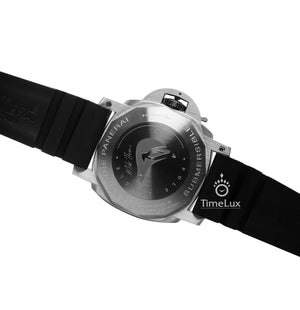 Replica Panerai Luminor Submesrible Amagnetic GMT Pole2Pole - TimeLux - Replica Watches Greece
