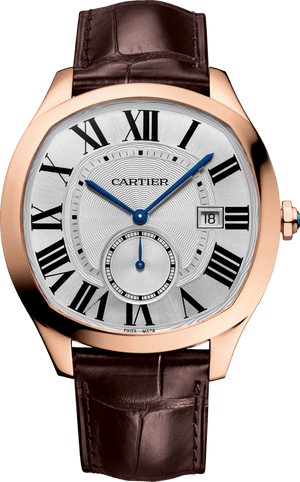 Replica Cartier, Drive de Cartier Watch Pink Gold - TimeLux - Replica Watches Greece