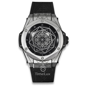Replica Hublot Big Bang Seang Bleu Silver - TimeLux - Replica Watches Greece