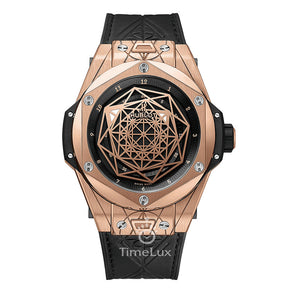 Replica Hublot Big Bang Seang Bleu Gold Pink - TimeLux - Replica Watches Greece