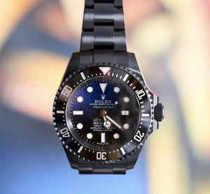 Replica Rolex Pro-Hunter Sea-Dweller Deepsea B-Dial Ceramic Bezel - TimeLux - Replica Watches Greece