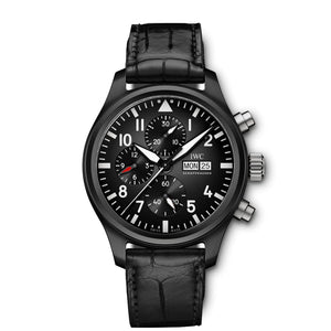 Replica IWC Classic Pilot's Chronograph TOP GUN - TimeLux - Replica Watches Greece