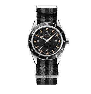 Replica Omega Co-axial Seamaster CHRONOMETER 300 Spectre Limited Edition - TimeLux - Replica Watches Greece
