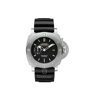 Replica Panerai Luminor Submersible 1950 Amagnetic Steel - TimeLux - Replica Watches Greece