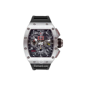 Replica Richard Mille RM-011Felipe Massa Flyback Titanium Chronograph - TimeLux - Replica Watches Greece