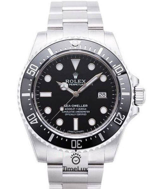 Replica Rolex Sea-Dweller 4000 Ceramic Bezel - TimeLux - Replica Watches Greece