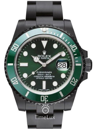 4613c17404 Replica Rolex Stealth Submariner Project X - TimeLux - Replica Watches  Greece