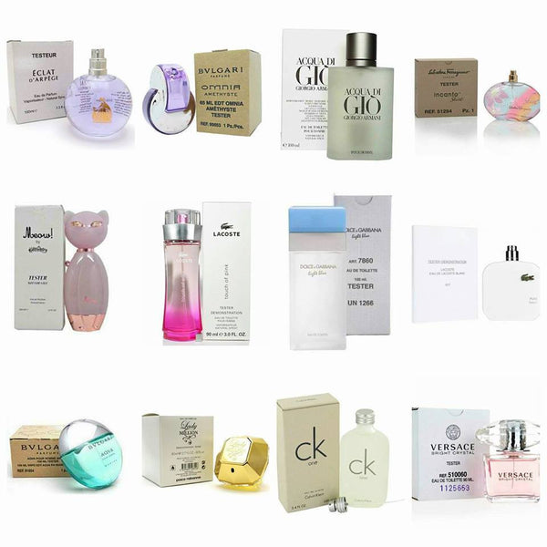 Original US Tester Perfumes - Elizabeth Accessories, Tester Perfumes - Sunglasses and Eyeglasses