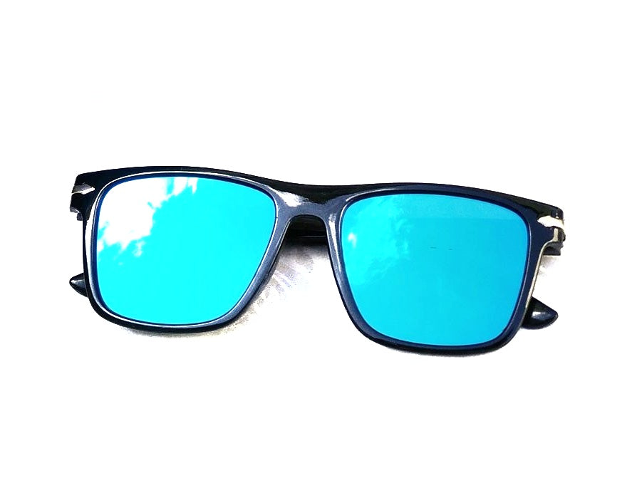Box frame mirror screen sunglasses - Elizabeth Accessories, Sunnies, Shades, Sunglasses - Sunglasses and Eyeglasses