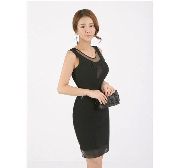 Sexy silhouette black dress - Elizabeth Accessories, apparels - Sunglasses and Eyeglasses