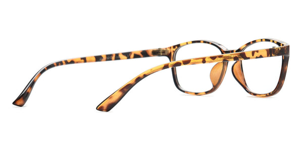 Simple leopard print specs glasses - Elizabeth Accessories, Sunnies, Shades, Sunglasses - fashion Accessories