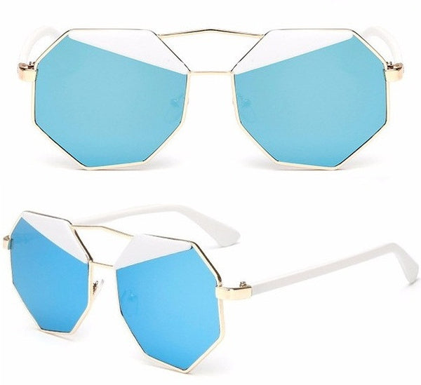 Premium octagon frame sunglasses - Elizabeth Accessories, Sunnies, Shades, Sunglasses - fashion Accessories