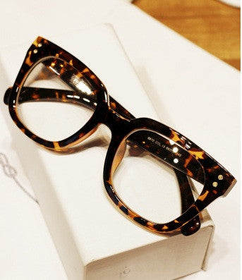 Thick box frame specs glasses - Elizabeth Accessories, Sunnies, Shades, Sunglasses - Sunglasses and Eyeglasses